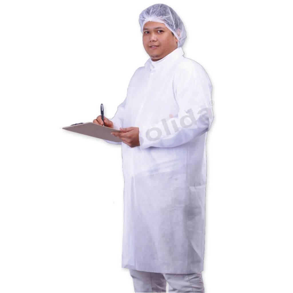 Disposable VS Reusable Lab Coats